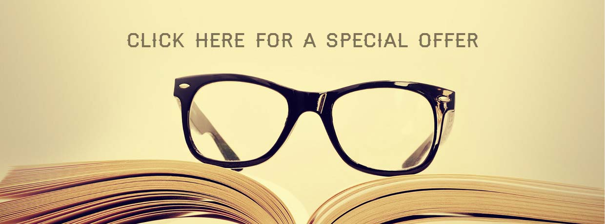 Promotional for EyeCare Associates of Texas