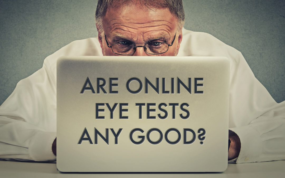 Are Online Eye Tests Any Good